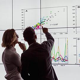 整合多角化數據與分析應用的能力